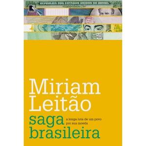 miriam leitao saga brasileira