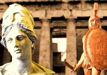 Esparta x Atenas - BRESCOLA