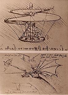 Leonardo_da_Vinci_helicopter_and_lifting_wing