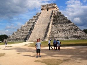 Pirâmide Maia - México