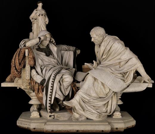 Sêneca e o Imperador - Museu do Prado
