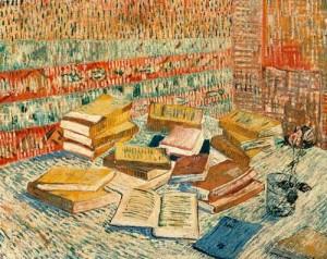 Livros Amarelos - Van Gogh