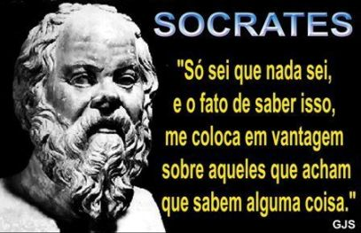 SOCRATES FRASE