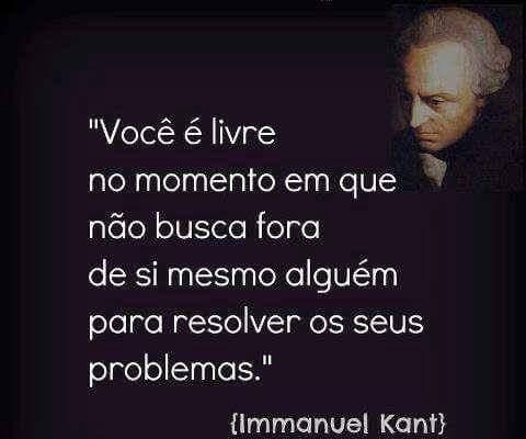 Frases De Kant Opinião Central
