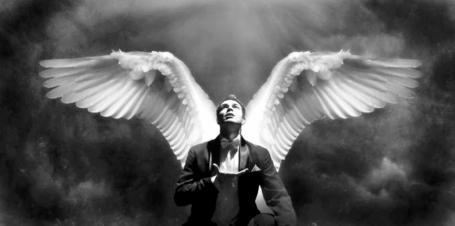 homem-anjo