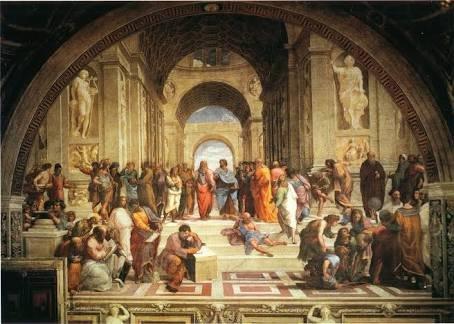 a filosofia explica as grandes questões da humanidade