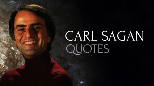 Frases De Carl Sagan Opinião Central